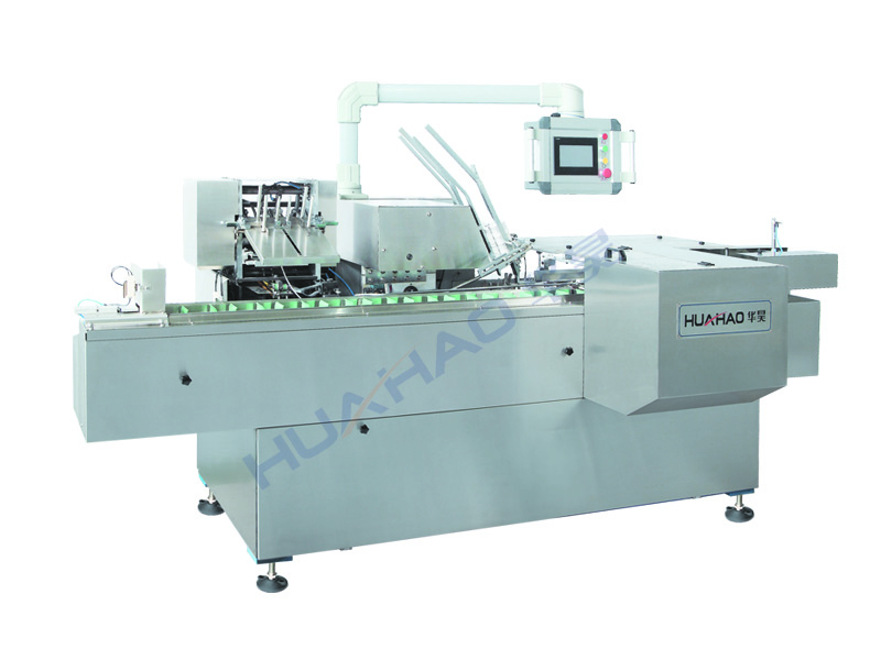 Automatic custom made cartoning machine