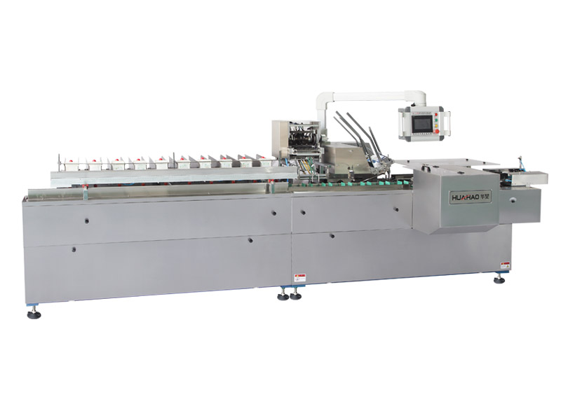 Automatic Stationery cartoning packaging machine