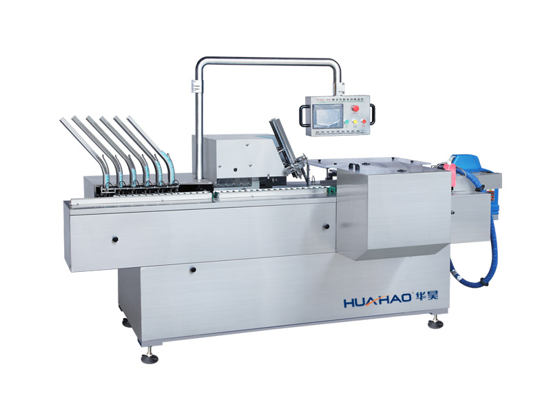 Double edge razor blade automatic cartoning machine